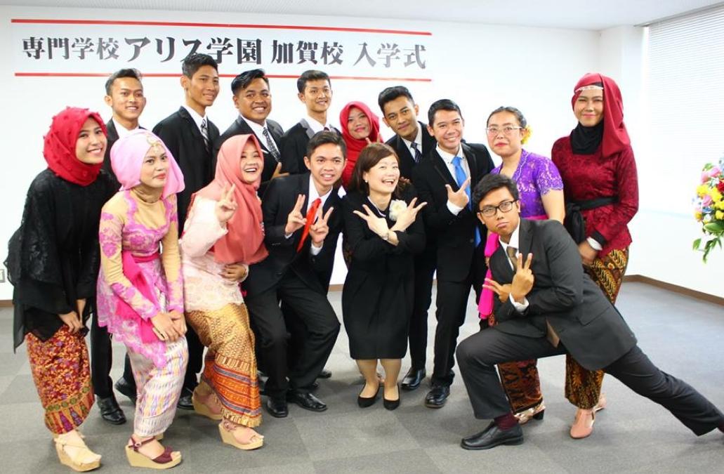 Alumni STIKes Wira Medika Bali (IKAWIRA) Tembus Jepang